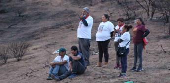 Brigada de Búsqueda de Personas encuentran cuerpo en el Fracc. Las Delicias