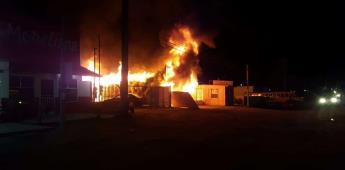 A prisión preventiva por provocar incendio y daños