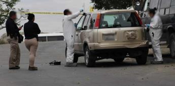 Encuentran cuerpo dentro de un auto abandonado en la colonia El Pípila