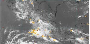 Mantiene CONAGUA pronóstico de precipitaciones para este miércoles en Baja California