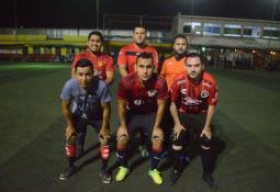 FC Hidalgo, ITECI, Camrec y La Jolla Pumas