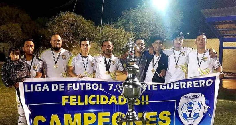 Obtiene Guaymas el campeonato de la categoría intermedia