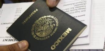 Pasaporte mexicano se renovará a formato electrónico en 2020