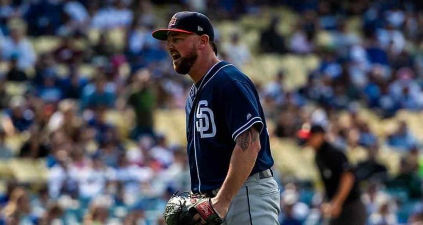 Nominan a Yates al equipo ideal de MLB