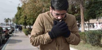 Exhorta Secretaría de Salud protegerse por las bajas temperaturas