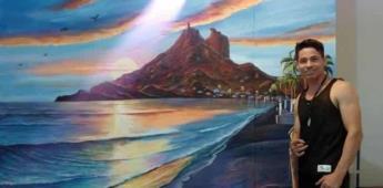 Ejecutan al muralista Óscar Gabriel Zepeda