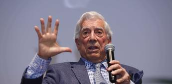 Temo populismo de AMLO nos lleve a la dictadura: Vargas Llosa