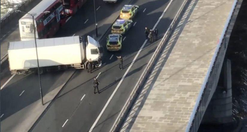 Reportan ataque en Londres, hay un muerto y varios heridos