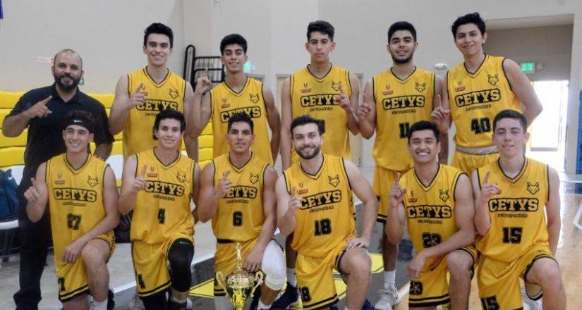 Mantiene preparación equipo varonil de baloncesto de Cetys