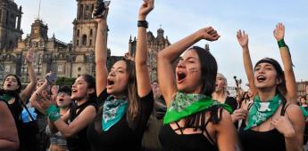 Mujeres se unen y gritan el violador eres tú en al menos 8 estados
