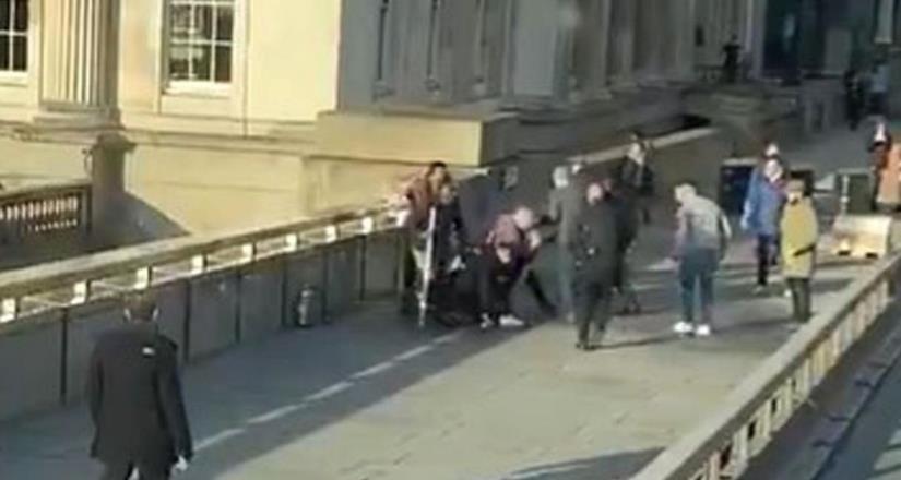 Héroe que desarmó a atacante en Londres asesinó a joven en 2003