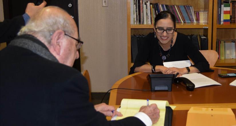 Gana Luis David Palacios Villegas el Premio Nacional de Poesía Raúl Rincón Meza