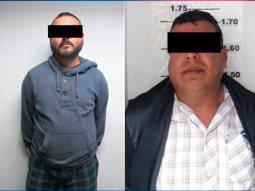 En operativo aseguran a personas con drogas y vehículo robados en el Puerto de Ensenada