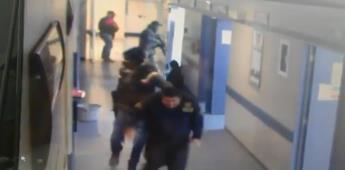 Grupo armado rapta a paciente de un hospital, aparece muerto horas después