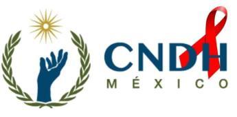CNDH exhorta a fortalecer atención a pacientes con VIH