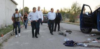 Suman 21 muertos por enfrentamientos en Villa Unión