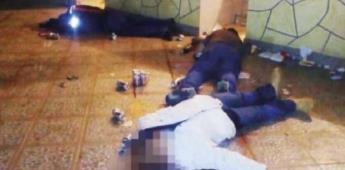 Hechos violentos dejan 7 muertos al oriente del Edomex