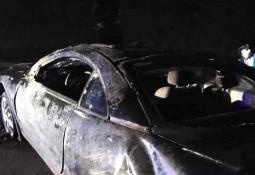 Familia choca en la avenida Paseo Guaycura, padre muere tras el impacto