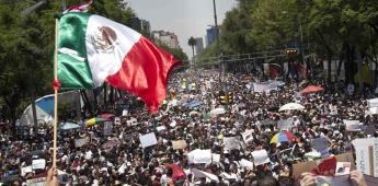 AMLO garantiza derecho de manifestación en su gestión