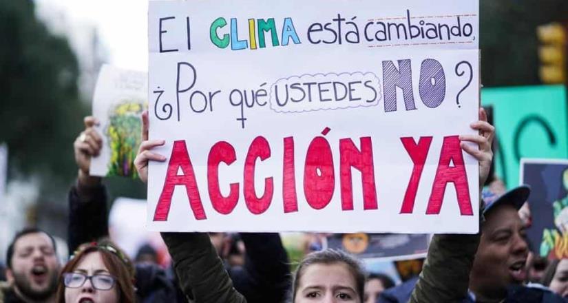 Arranca en Madrid cumbre climática, entre desafíos