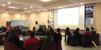Ofrece fundación EduPaz taller mujer activa