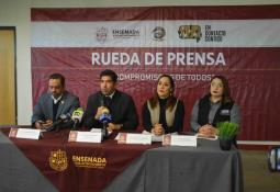 Llevó el Gobernador Jaime Bonilla Valdez soluciones a damnificados de Lomas del Rubí