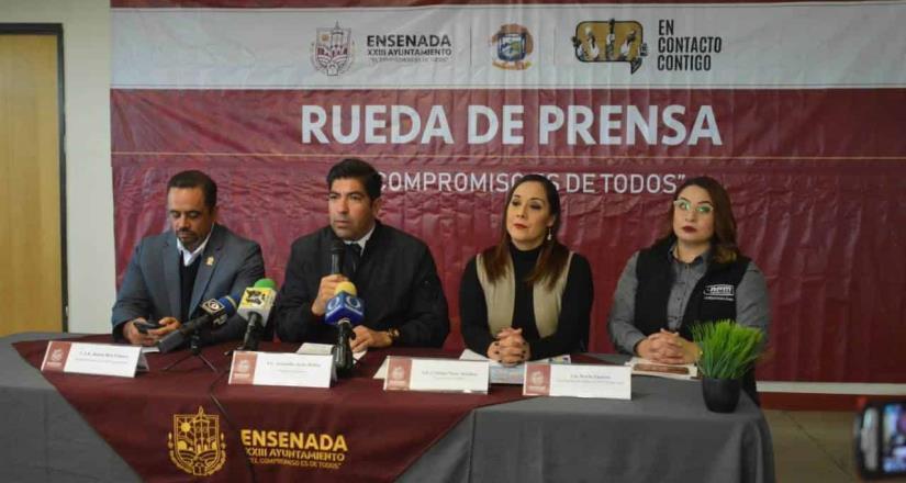 Tendrá Ensenada Villa Navideña con pista de hielo
