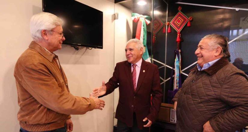 Nombra gobernador Jaime Bonilla a nuevos titulares en oficialía mayor