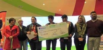 Gana IBERO 1er lugar en prototipo en la IV Feria Ambiental Académica