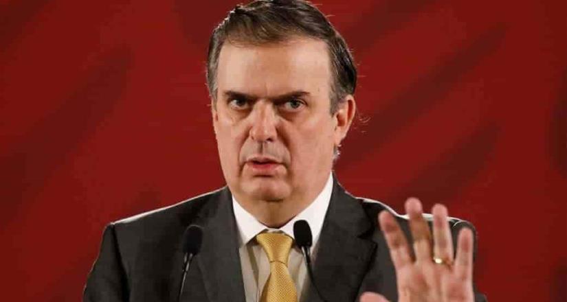 México ha buscado que EU respete la soberanía: Ebrard