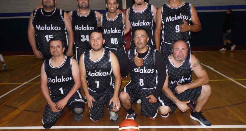 Celebran fecha 28 en Maxibasquetbol