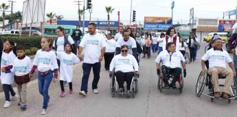 """Conmemora Gobierno de Playas de Rosarito """"Día Internacional de Personas con Discapacidad"""""""