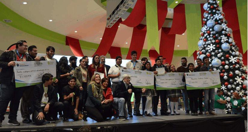UABC, ITT e Ibero ganan a nivel universidad en Feria Ambiental Académica