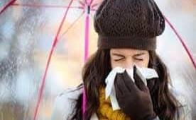 Época invernal: las consecuencias sobre nuestro cuerpo