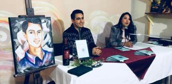 Presentan nuevo libro de poesía en San Quintín