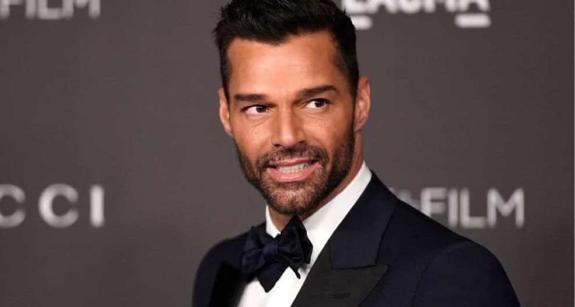 Ricky Martin enciende a sus fans en Instagram