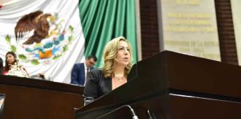 Respalda diputada del PAN ley para detectar cáncer en niños y adolescentes.