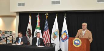 Gobernador Jaime Bonilla reactiva agenda de trabajo con las Tres Californias