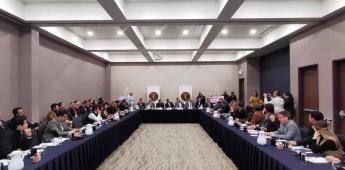 Presenta Fiscal General proyecto de centros de inteligencia en materia de seguridad