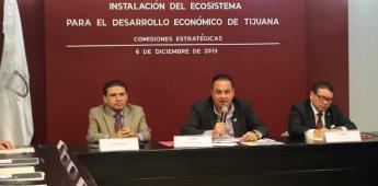 Instalan Ecosistema para el Desarrollo Económico de Tijuana