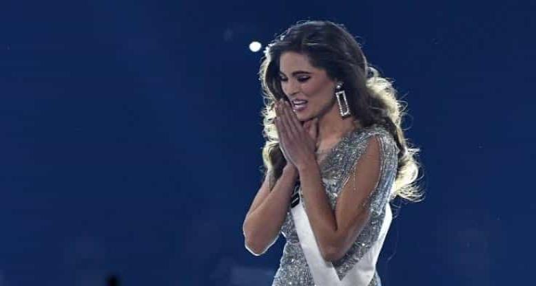 Sofía Aragón se queda cerca del trono de Miss Universo