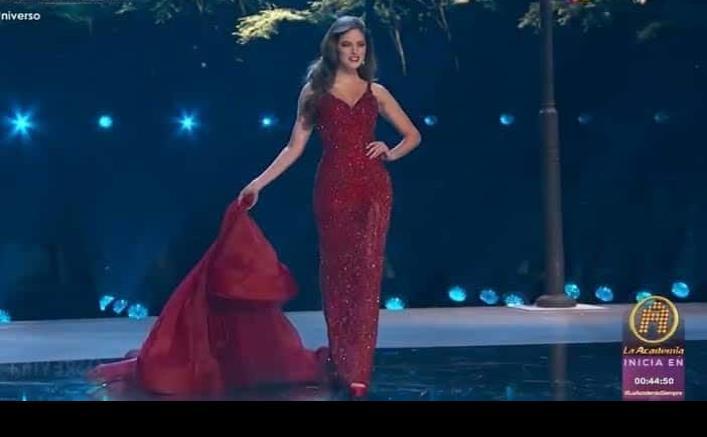Sofia Aragón luce impactantes vestidos en Miss Universo 2019