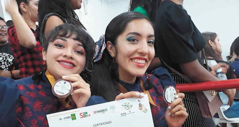 Estudiantes se llevan tercer lugar en Brasil, en ciencias