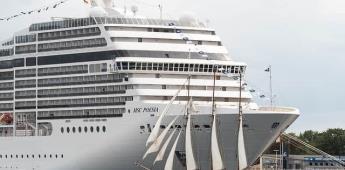 Mexicanos, los que más gastan en cruceros