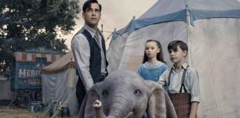"""Disney, """"Dumbo"""" live action, es la segunda proyección del cine club"""