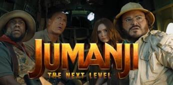 Jumanji regresa