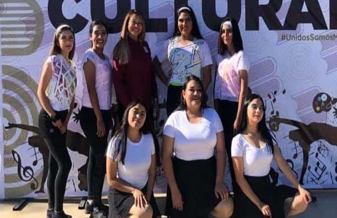 Participaron estudiantes de San Quintín en muestra Intercobach
