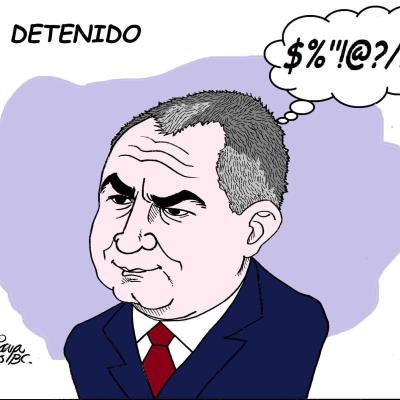 Detenido