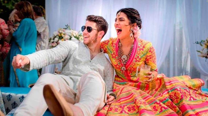Nick Jonas y Priyanka Chopra llevan su boda a Amazon Prime