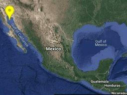 Sismo de 4.8 grados de magnitud es registrado en Baja California